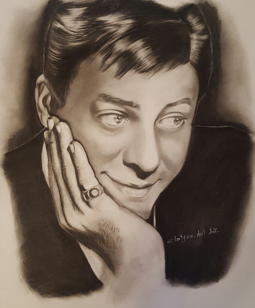 Jerry Lewis by clatyna